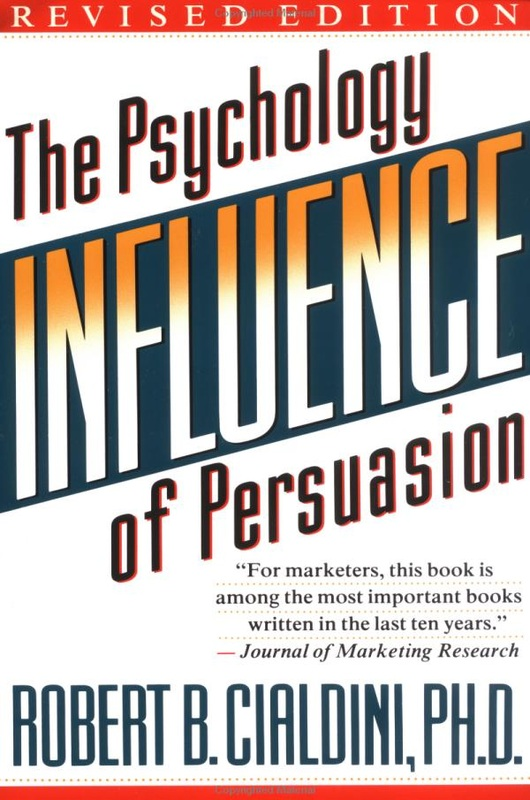 Coaching - Cialdini - Persuasion and Influence